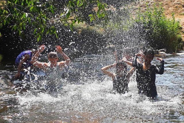 Ab Montag findet ein Tanzworkshop für Studierende in der Dreisam statt