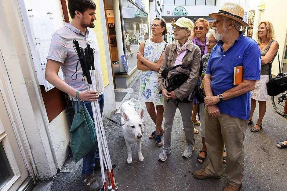 "BZ-Ferienaktion ""Finsterlebnis"". (Foto: Thomas Kunz)"