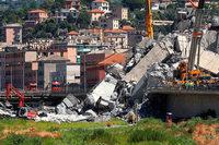 Italiens Regierung verhängt einjährigen Ausnahmezustand in Genua