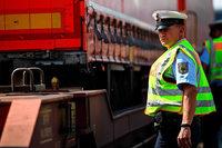 Lebensgefährlicher Trend: Viele Flüchtlinge reisen auf Güterzügen ein