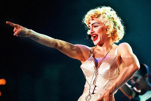 Stilikone, Vorbild, Trendsetterin: Madonna wird 60