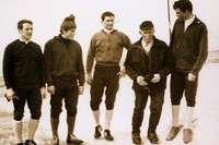 Helmut Hug, Josef Nitz, Eduard König und Willi Wangler: Starkes Quartett aus dem Schwarzwald