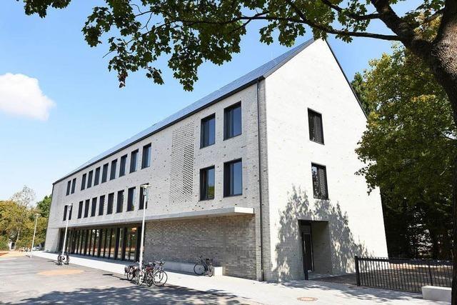 Neubau für die Haslacher Pestalozzischule ist fertig