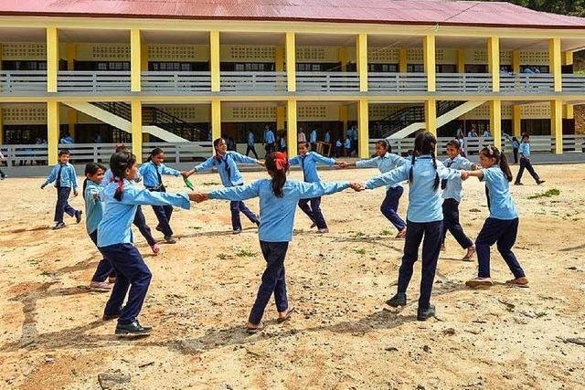 Ein Allmannsweierer baut in Nepal 36 Schulen wieder auf