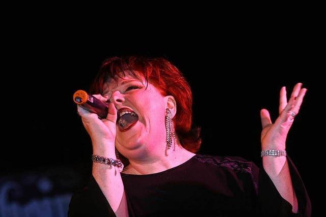 Soulsängerin Susanne Frank zum Tod von Aretha Franklin: