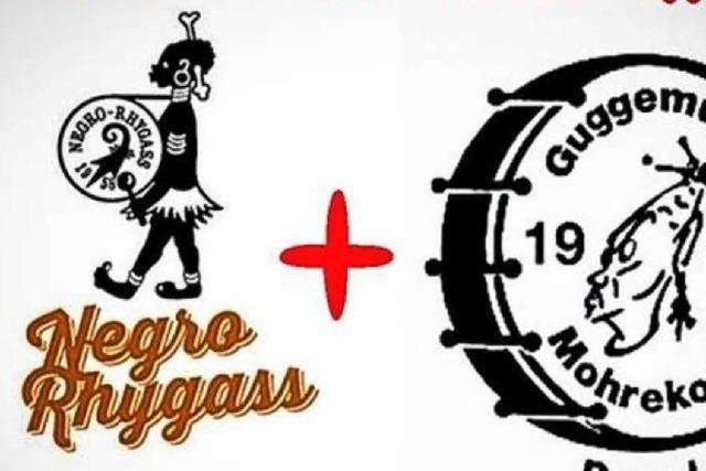 Rassismusvorwürfe gegen die Kleinbasler Guggenmusik Negro-Rhygass