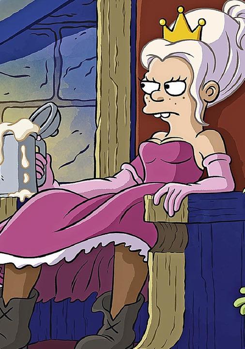 Prinzessin Bean    Foto: Netflix
