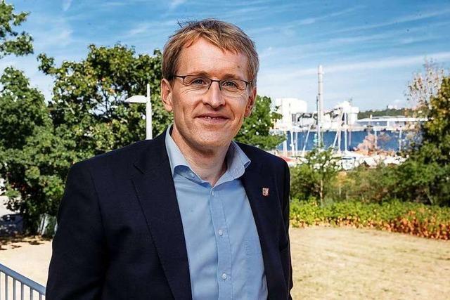 Daniel Günther ist der Selbstbewusste aus dem Norden