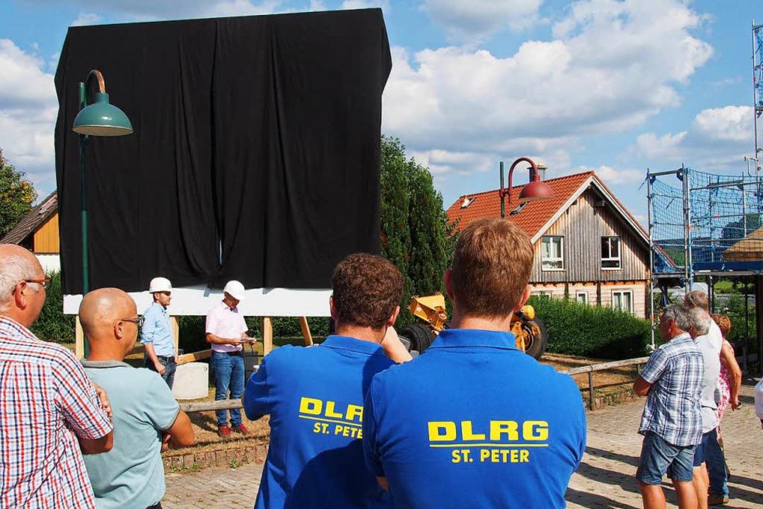 Auch die Vereine freuen sich auf den B...rtreter der DLRG-Ortsgruppe St. Peter.  | Foto: Markus Donner