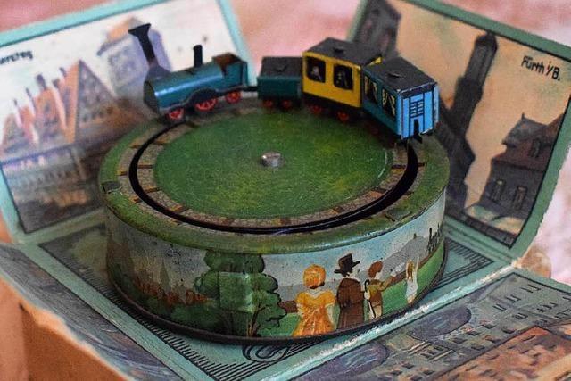 Fotos: Sammlung historischer Spielzeuge in Bad Krozingen