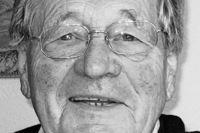 Hartheimer Ehrenbürger Hans Schmidt gestorben