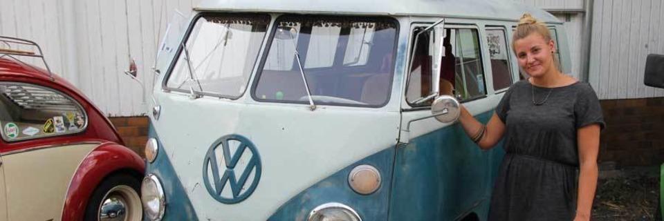 In diesem Freiburger Verein werden alte VW-Busse und Käfer restauriert