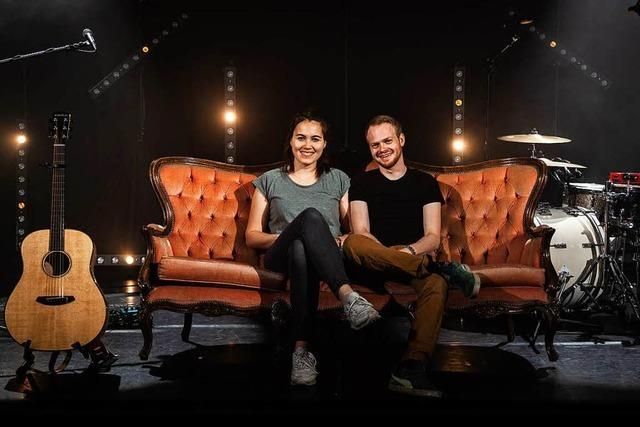 Last-Minute-Konzerttipp: Das Songwriter-Duo Juliacoustic spielt in der Hilda5