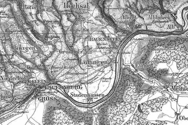 Die Anfänge moderner Kartografie
