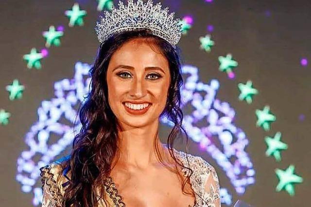 Die neue Miss Sri Lanka kommt aus ... Sexau