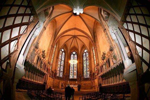 Der Naumburger Dom und sein vereinnahmter Meister