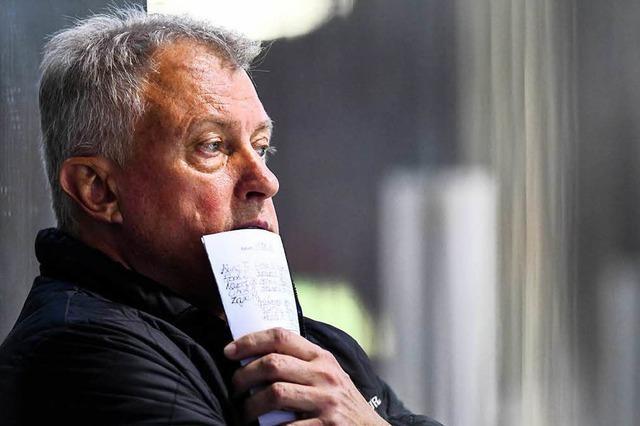 EHC Freiburg verliert Test gegen HC Ajoie 1:4