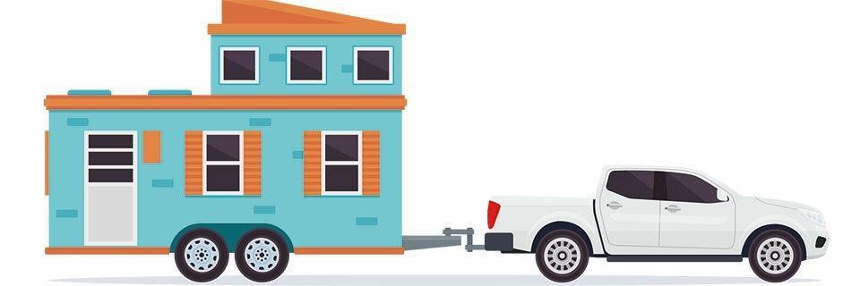 Das Tiny House macht Karriere - wenn die Bürokratie es nicht bremst
