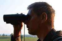 Maik Hauschild ist Jäger in Nollingen