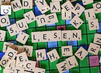 Die Angst vor den Buchstaben