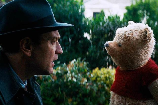Puuh, der Bär, kommt ins Kino