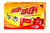 Ein Kinderspiel für Wortgewandte: Zack Zack