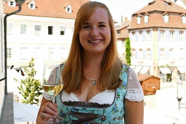 Claudia Vetter aus Bleichheim ist neue Breisgauer Weinprinzessin