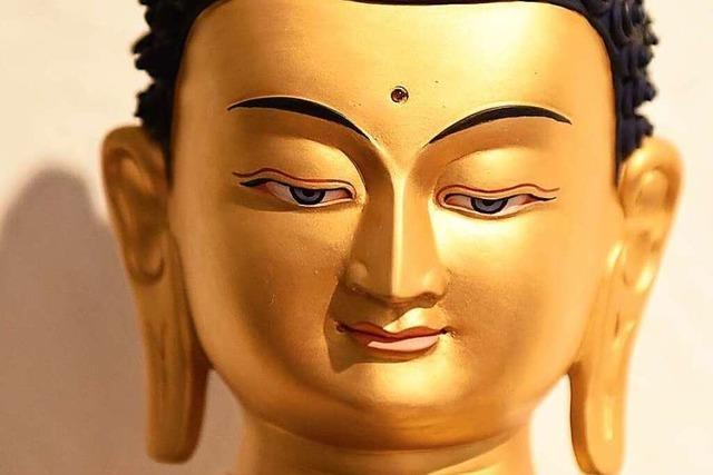 BZ-Ferienaktion im buddhistischen Zentrum Wiehre