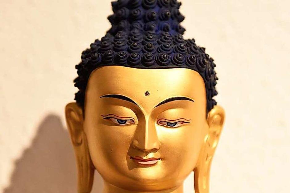 Einblicke in das Meditieren (Foto: Rita Eggstein)