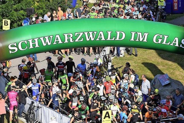Radsport-Elite trifft sich in Rothaus