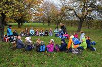 Das Trinationale Umweltzentrum in Weil am Rhein ist mit Spaß im Einsatz für die Natur