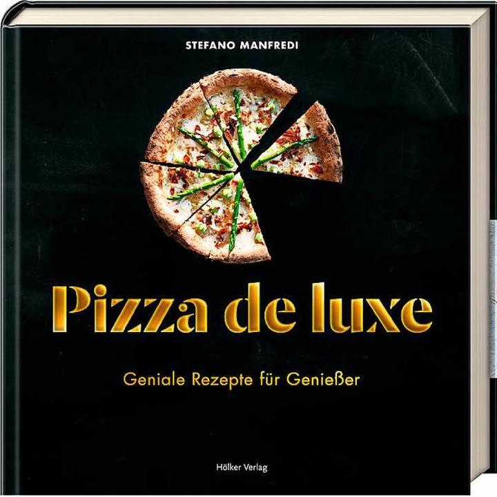 Stefano Manfred: Pizza de Luxe.  | Foto:  Der Sonntag Verlags GmbH