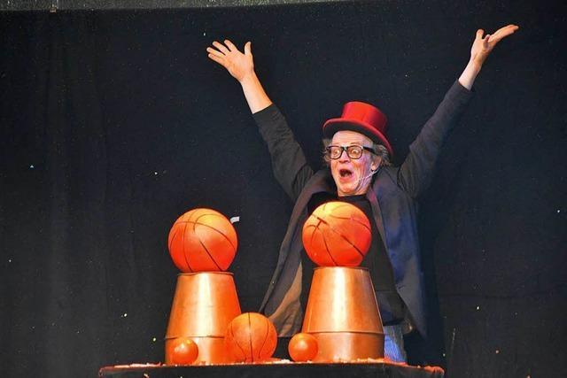 Das Festival Brückensensationen verbindet beide Rheinfelden