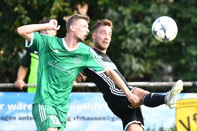 FC Freiburg-St. Georgen gewinnt dank einem Traumtor von Nicolas Greitzke
