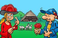 Entdecke, wie es sich im Vogtsbauernhof lebte, und spare dabei 50 Prozent vom 27. August bis zum 2. September!