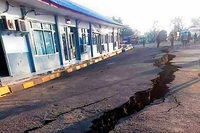 Mindestens zehn Tote bei neuem Erdbeben in Indonesien
