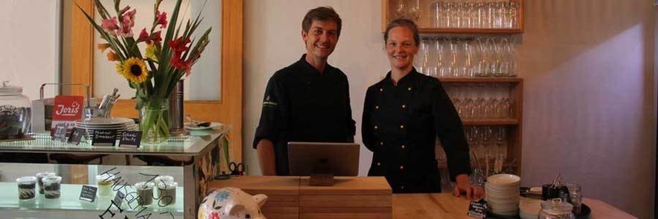Neueröffnung: Das Biorestaurant Joris im Stühlinger Gewerbehof