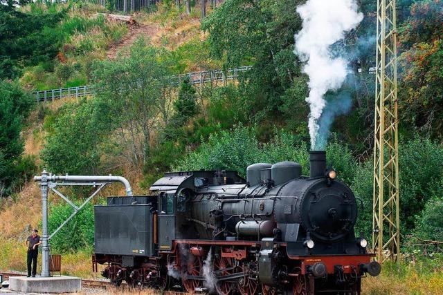 Fotos: Bahnhofsfest Seebrugg