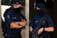 Anschlag mit Messer auf Polizeiwache in Spanien – Angreifer getötet