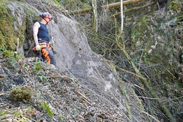 Wehratal wird wieder wegen Felssturzgefahr gesperrt