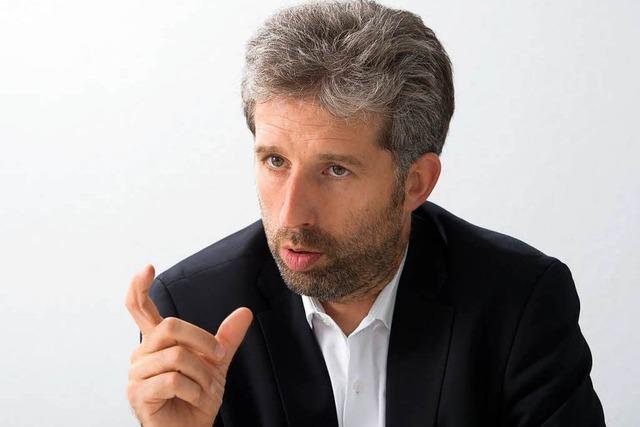 Tübingens OB Boris Palmer plädiert für ein Flüchtlingsticket