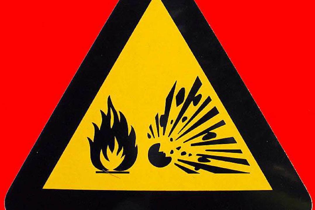 Zu einer kleinen Explosion kam es in einem Basler Chemielabor  | Foto: cico - Fotolia.com