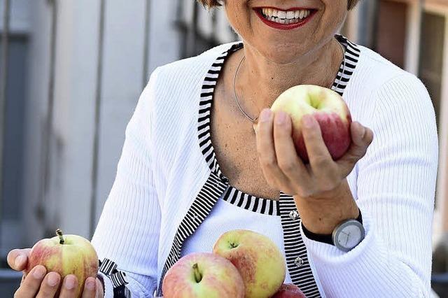 Bürgerstiftung sucht Apfelpaten für Freiburger Kitas
