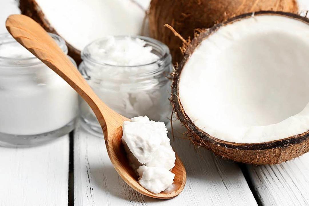 Kokosöl ist seit Jahren bei Menschen b... Freiburger Medizinerin Karin Michels.  | Foto: Africa Studio