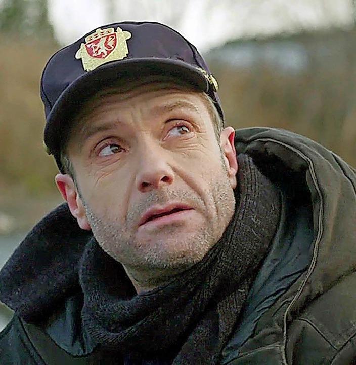 Espen Reboli Bjerke spielt den Ermittler Thomas Lønnhøiden   | Foto: ZDF (Modern Time Group MTG)