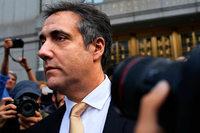 Trumps Ex-Anwalt Cohen bekennt sich wegen Betrugs schuldig