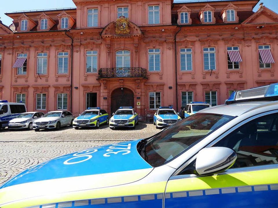 Das Polizeirevier Offenburg bekommt zeitweise Verstärkung  | Foto: Helmut Seller