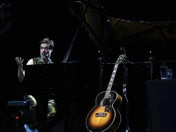 Rufus Wainwright auf dem Stimmen-Festival in Lörrach