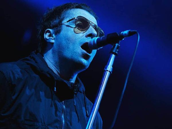 Liam Gallagher auf dem Stimmen-Festival in Lörrach