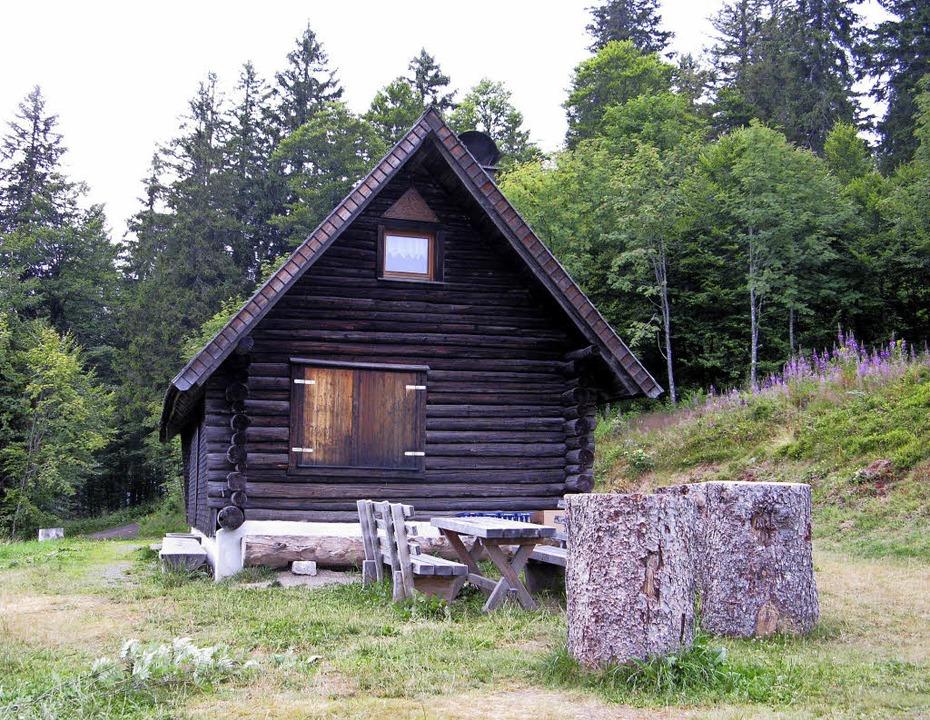 Die Bernauer Skihütte erwartet ihre Geburtstagsgäste.   | Foto: Ulrike Spiegelhalter